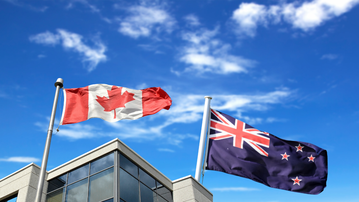 Safest Study Destinations in 2021 are New Zealand and Canada