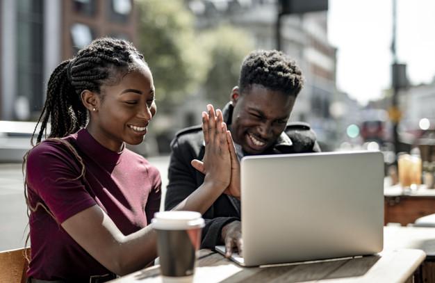 African scholars at University of Pretoria Masters program