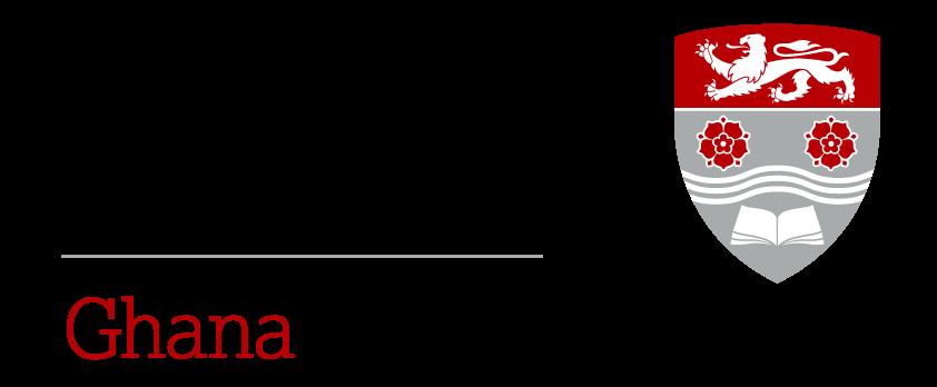 Lancaster University Ghana official logo