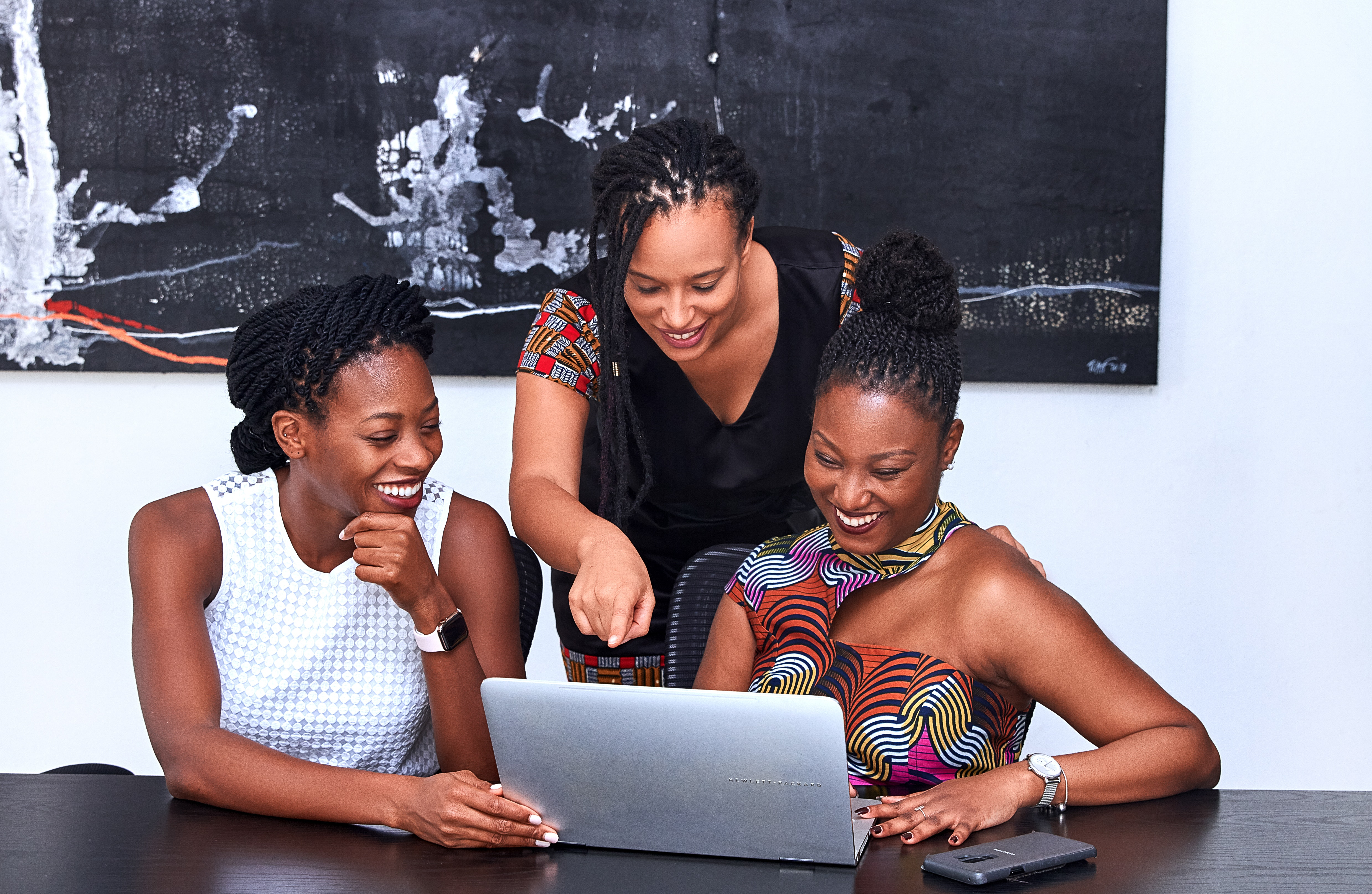 Women for Africa Foundation's Science by Women Program provides a fully-funded opportunity for African women researchers