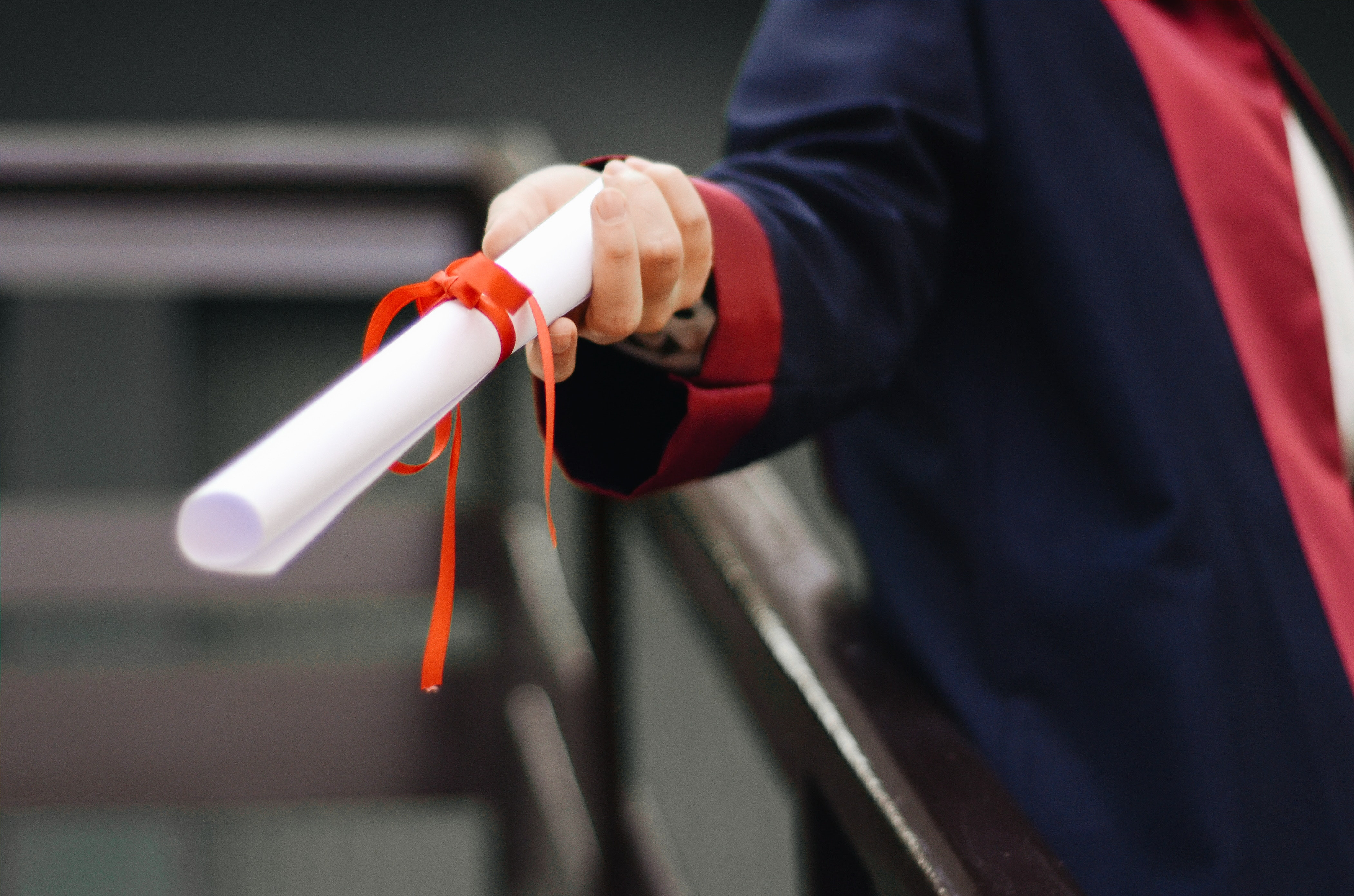 Diploma earned after scholars study in the UK