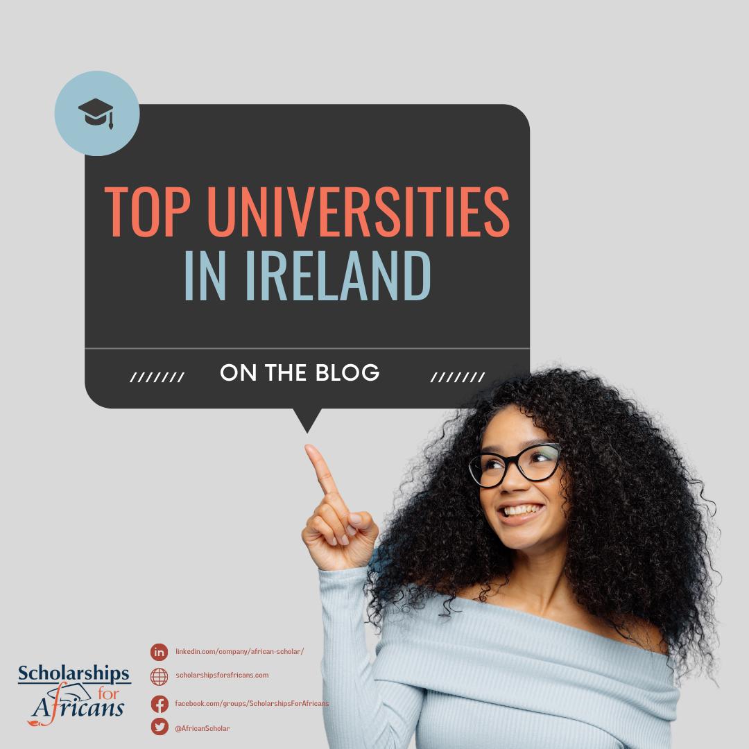 Top Universities in Ireland – QS World University Rankings 2021