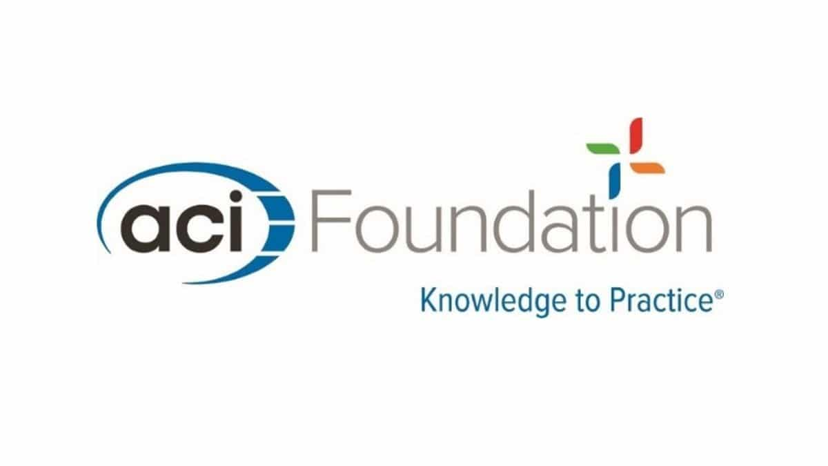 ACI Foundation International Scholarships and Fellowships in US and Canada Universities