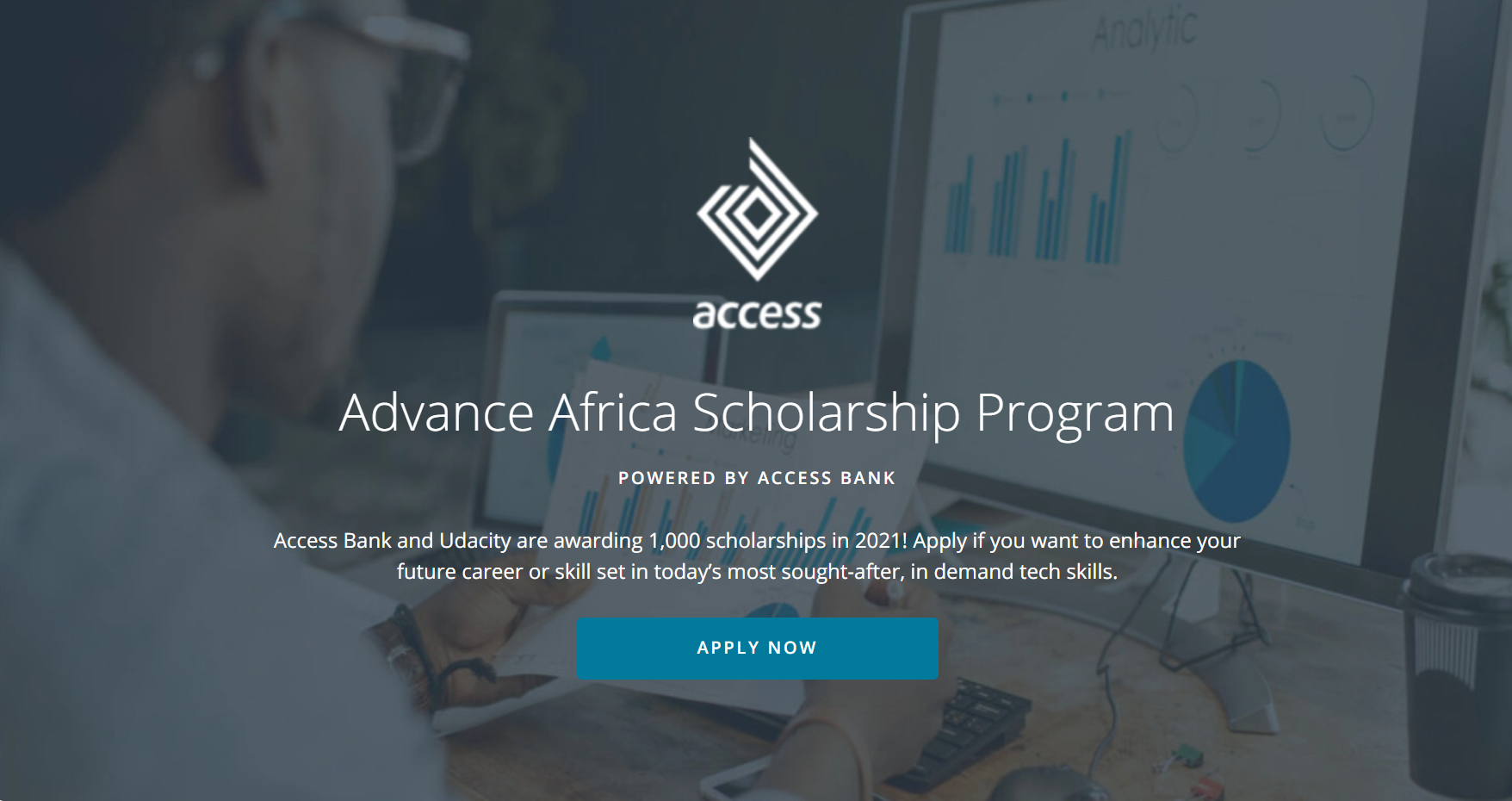 Advance Africa Scholarship Program – 1,000 Available Scholarships for Young Africans