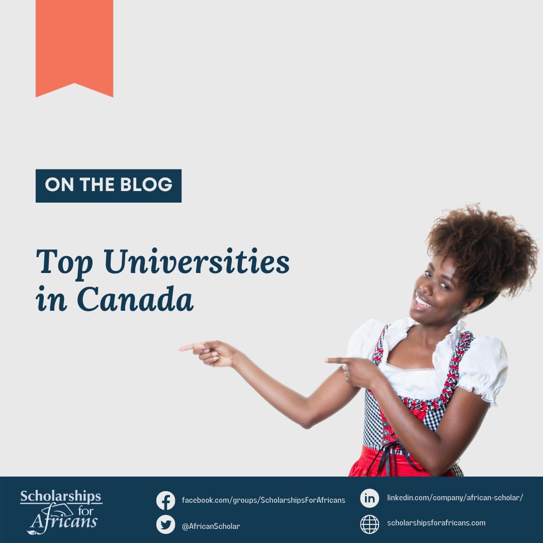 Top Universities in Canada According to QS World University Rankings