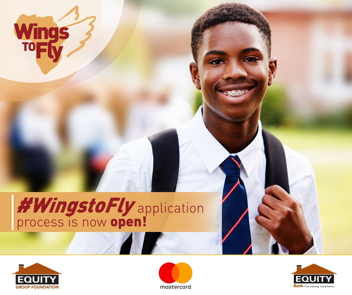 Equity Group and Mastercard Foundation launched the Wings to Fly scholarship program for Kenyans