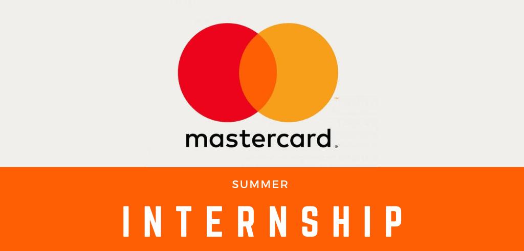 Mastercard Summer Internship Program