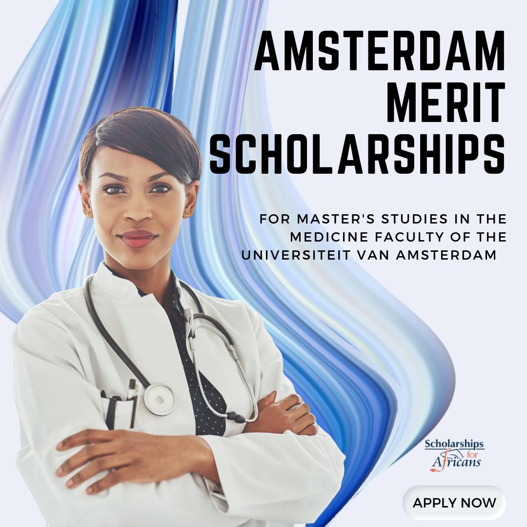 Amsterdam Merit Scholarships