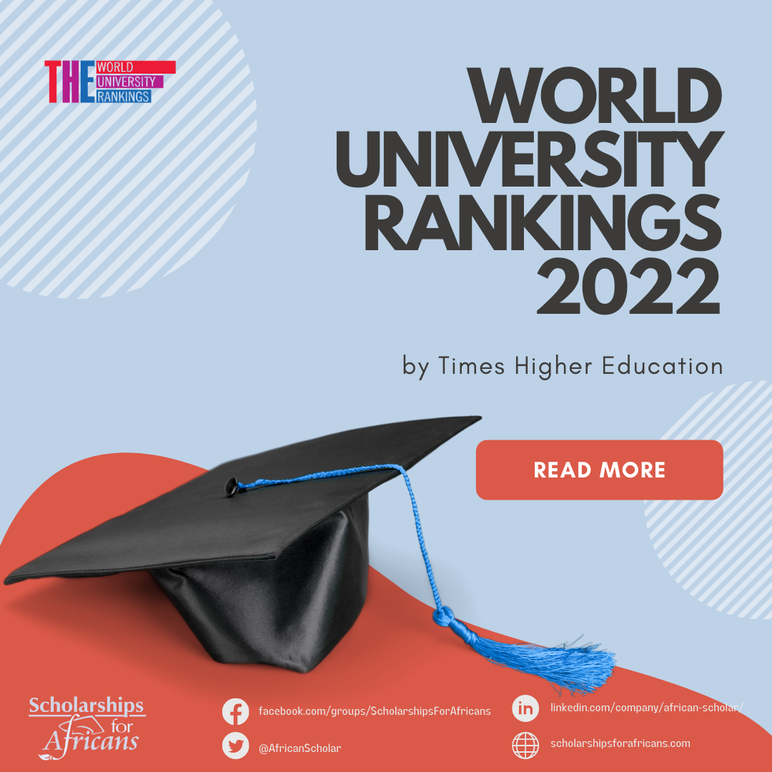 World University Rankings 2022 by Times Higher Education: Results Announced